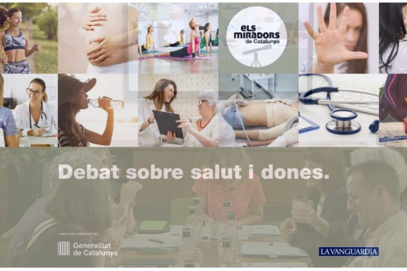 La Vanguardia. Salud y Mujeres. Dr. Francisco Carmona Video